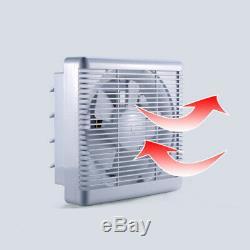 10 inch Ventilation Extractor Exhaust Fan Air flow -Bathroom/Kitchen/Laundry
