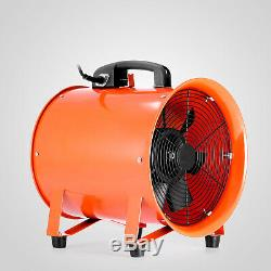 12 300MM DUCT FUME EXTRACTOR VENTILATION FAN + 5M PVC DUCTING Factory