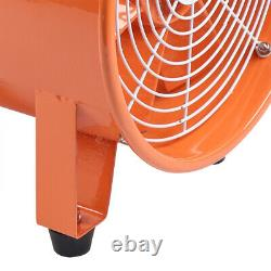 12 Explosion Proof Extractor Fan Spray Booth Factory Ducting Blower Ventilation