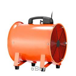 12 Extractor Fan Blower portable 5m Duct Hose Ventilator Industrial Air Mo