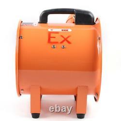 12 zoll Axial Explosion Proof Ventilator Axial Blower Workshop Extractor Fan DE
