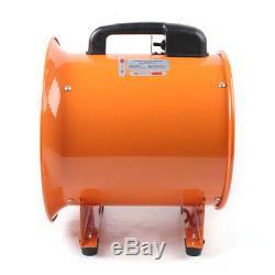 12inch Industrial Fan Blower Air Blower Extractor Fan Ventilator with 5M Hose UK