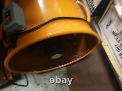 18 450 mm Portable Ventilation Fan Extractor Blower Fume Workshop 2800 r/min