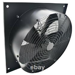 20 22 24 Large Industrial Ventilation Extractor Metal Axial Fan Air Blower