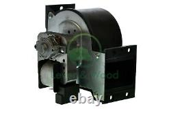 26W Centrifugal Blower Industrial Kitchen Ventilation Compact Duct Fan Extractor