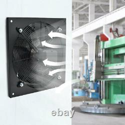 2/4Pole Industrial Commercial Ventilation Extractor Axial Exhaust Air Blower Fan