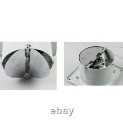 30X4 Inch 20W 220V Ventilating Exhaust Extractor Fan Window Wall Kitchen Toilet