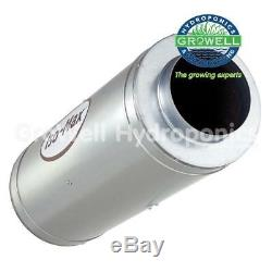 315mm (12.5) Isomax Acoustic Extractor / Intake / Inline / Ventilation Fan