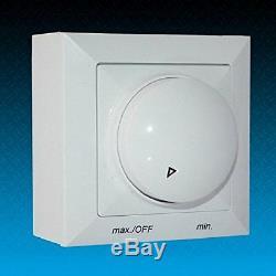 450mm Industrial Extractor + Controller Ventilation Ventilator wall Fan Fans