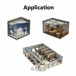 4/6/8 Inch Fan Silent Wall Extractor Exhaust Ventilation Fan Air Blower Window