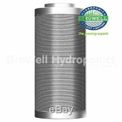 6 (150mm) Carboair 60 Carbon Filters / Extractor Fan Ventilation Carbon Filters