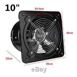 81012 Industrial Extractor Plate Fan Ventilation Metal Axial Exhaust Blower K