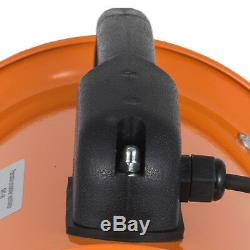 8 Industrial Fan Ventilator Extractor Blower Welding Booths 220v Workshops
