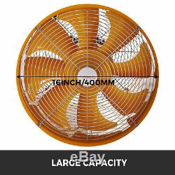 ATEX Rated Ventilator Explosion Proof Fan Ducting Blower Metal Extractor 16 inch