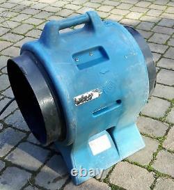 Americ vaf 3000 Power Blower Ventilator Fume Extractor Fan Spray Booth 110v