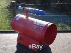 Beck 4 Pneumatic Clustajet BCJ425 Fume Extractor Secomak Air Ventilator Fan