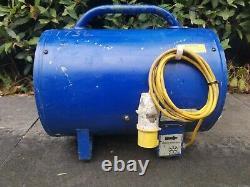 Birchwood 110v Fume Extractor Fan 300mm 12 Air Ventilator Spray Booth Blower