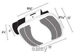 CEILING EXHAUST BATH FAN 90 CFM Air Vent Extractor Bathroom Ventilation Multi