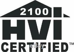 Ceiling Exhaust Bath Fan 100 CFM Air Vent Extractor White Bathroom Ventilation