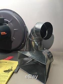 Cincinnati Fan and Ventilator Company, Model 1500S Fume Exhauster/Extractor