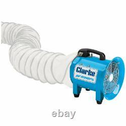 Clarke CAM200B 8 Ventilation Fan Extraction Fan