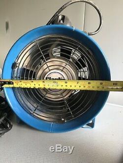 Clarke CAM200 Portable Ventilator 3230440 Extractor Fan, Ventilator, Air mover
