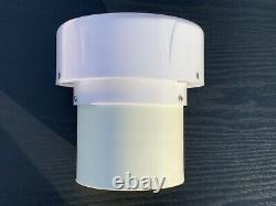Composting Toilet Solar Vent Fan Bathroom Ventilation Exhaust Extractor Roof Cap
