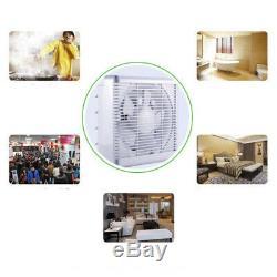 Directionally-Adjustable Bathroom Kitchen Ventilation Extractor Exhaust Fan