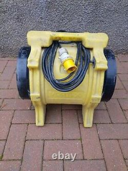 Drieaz Vortex F174-UK 12 Ventilator Fume Extractor Fan Spray Booth