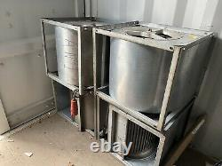 Duct fan, Fan, extractor fan, ventilation