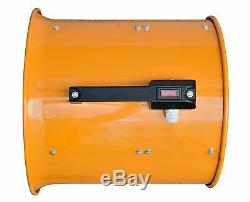 Dust Fume Extractor/ventilation Fan 12 (300mm) Next Day Delivery