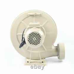 Dust Smoke Exhaust Machine 550W Ventilation Extractor Exhaust Air Blower Fan