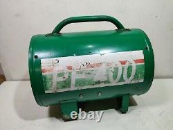 Ebac PF400 110v Fume Extractor Fan 300mm 12 Air Ventilator Spray Booth Blower