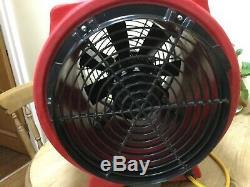 Ebac RF3500 High Performance Power Blower Fan Ventilator Extractor like PF400
