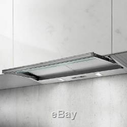 Elica Sklock Canopy Extractor 60 LED Ventilation Fans PRF0121068