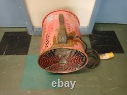Elite 300mm 110V Fume Extractor fan air ventilation mover 12