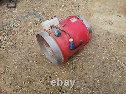 Elite 450mm Fume Extractor 18in Ventilation Fan, dust extraction