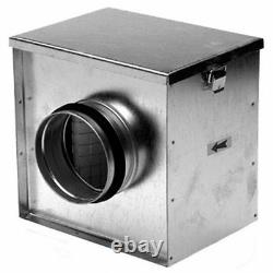 FILTER BOX 200mm DUCTING VENTILATION EXTRACTOR FAN
