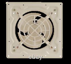 Fantree High Pressure Industrial Ventilation Exhaust Extractor Fan / Dsv-25bf