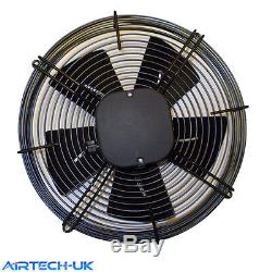 Industrial Axial Extractor Ventilation Exhaust Fans Commercial 250mm-500mm IP54