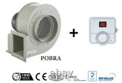 Industrial Commercial Centrifugal Extractor Ventilation Fan Smoke Extractor Vent