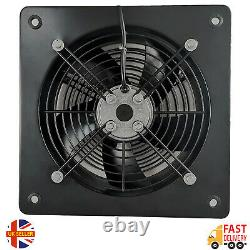 Industrial Commercial Extractor Ventilation Axial Exhaust Blower Flow Fan 14'