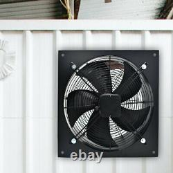 Industrial Commercial Metal Axial Extractor Fan, Air Blower Ventilation UK