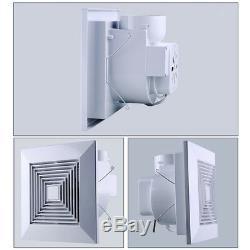 Industrial Extractor Exhaust Fan Bathroom Kitchen Ventilation Air Blower