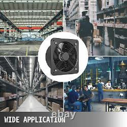Industrial Extractor Fan 12 inch Metal Axial Exhaust Commercial Ventilation New