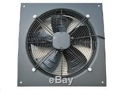 Industrial Extractor Fan 8, 10, 12, 14, 16, 18 And 20 Ventilation New
