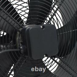 Industrial Extractor Fan 8 24 Ventilation Axial Exhaust Commercial Blower UK
