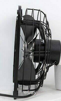Industrial Extractor Metal Axial Exhaust Ventilation Commercial Air Blower Fan
