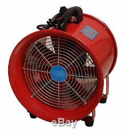 Industrial Extractor Portable Ventilator Air Blower Commercial extractor fan