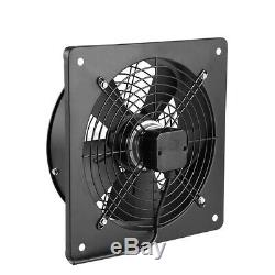Industrial Ventilation Extractor Axial Exhaust Commercial Air Blower Fans 300MM